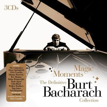 Burt-Bacharach-Magic-Moments---T-450490