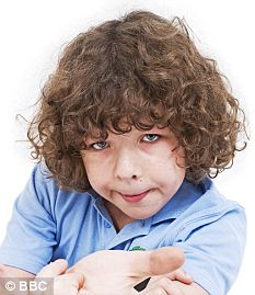 Alan Davies kid from outnumbered