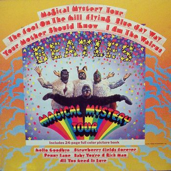Beatle Magical Mystery Tour