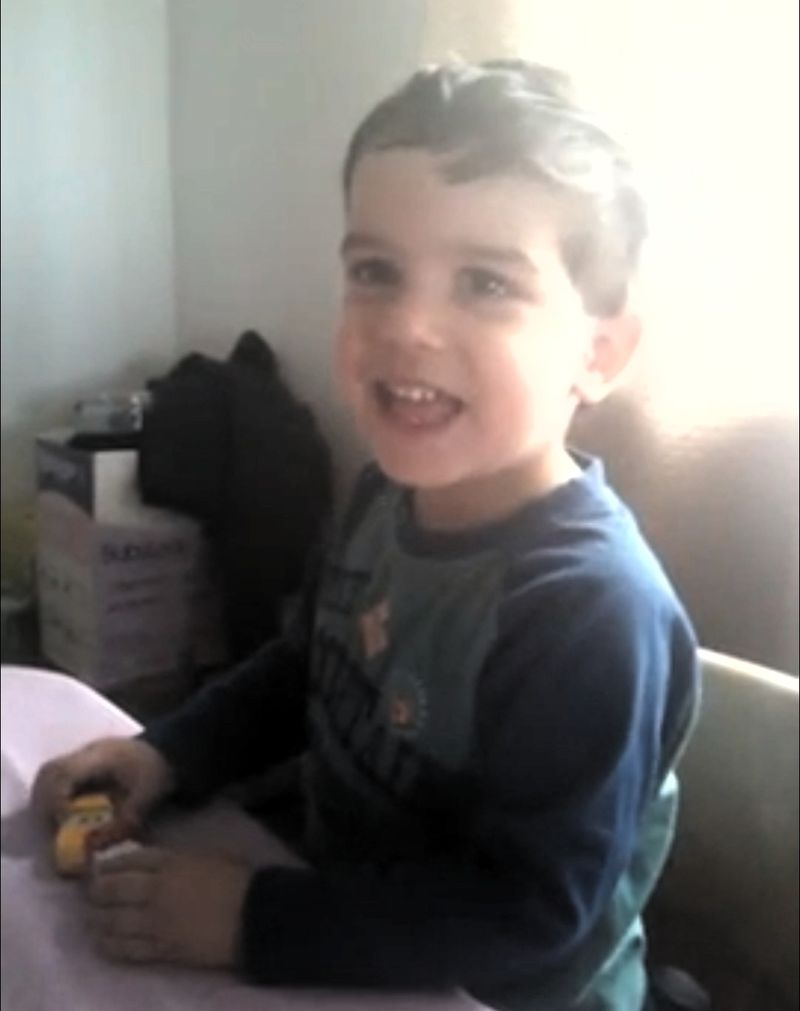 Dylan says his ABCs