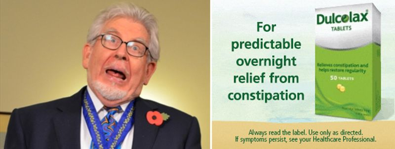 Constipated rolf