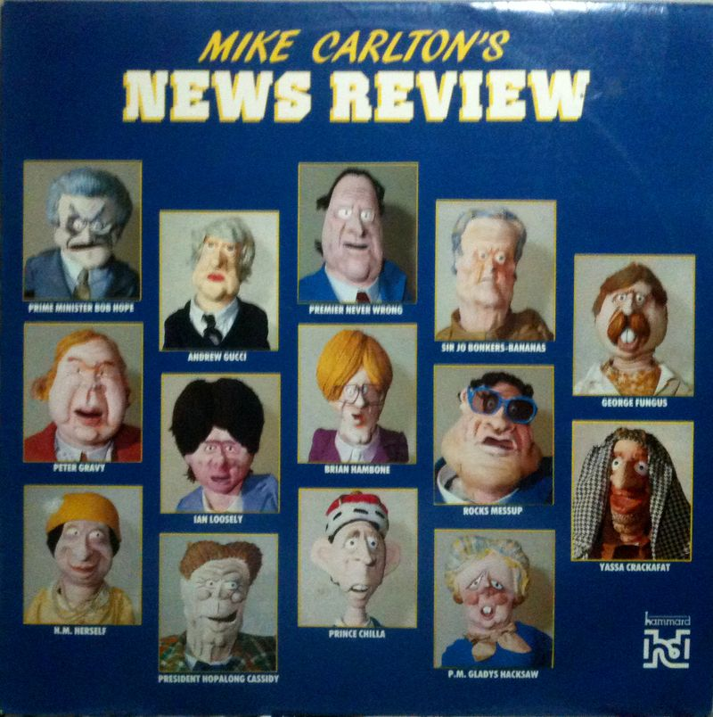 Carlton News Review