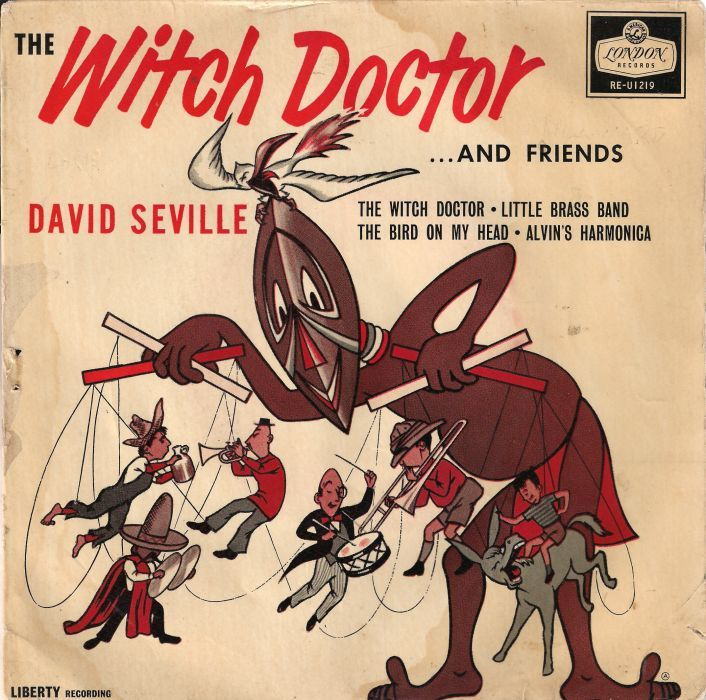 David-seville-witch-doctor-london