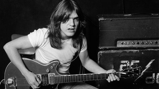 Malcolm Young from SMH